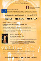 Project 'Musa Museo Musica'